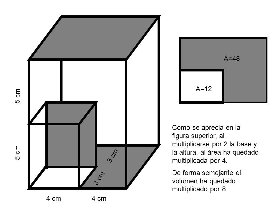 A=48 A=12. 5 cm 5 cm.