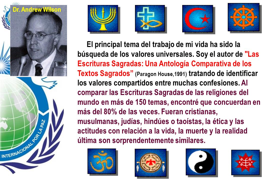 Dr. Andrew Wilson
