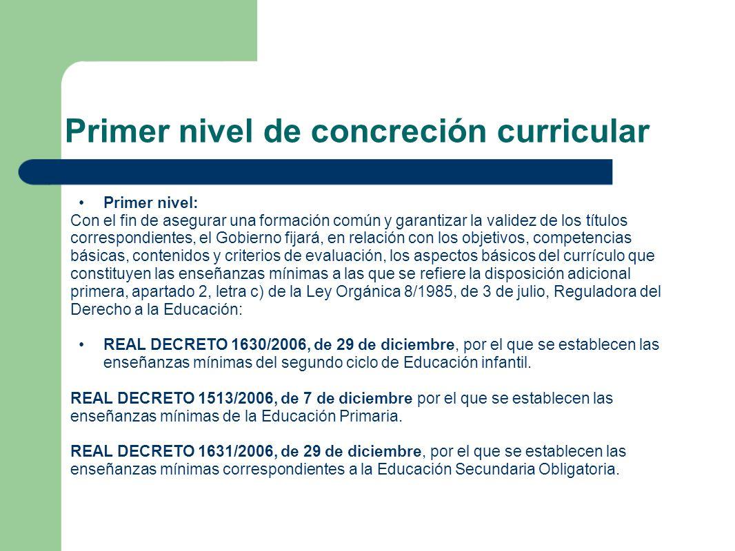 EL PROYECTO EDUCATIVO Y LAS PROGRAMACIONES DIDÁCTICAS - ppt descargar