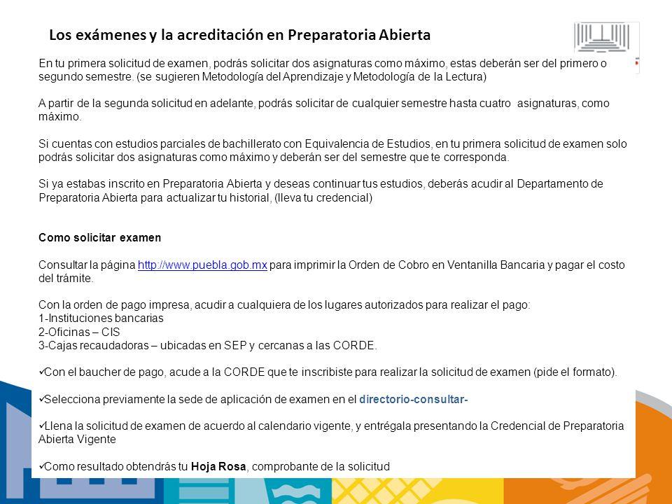 Preparatoria abierta puebla platica informativa plan por for Oficinas bancarias abiertas por la tarde