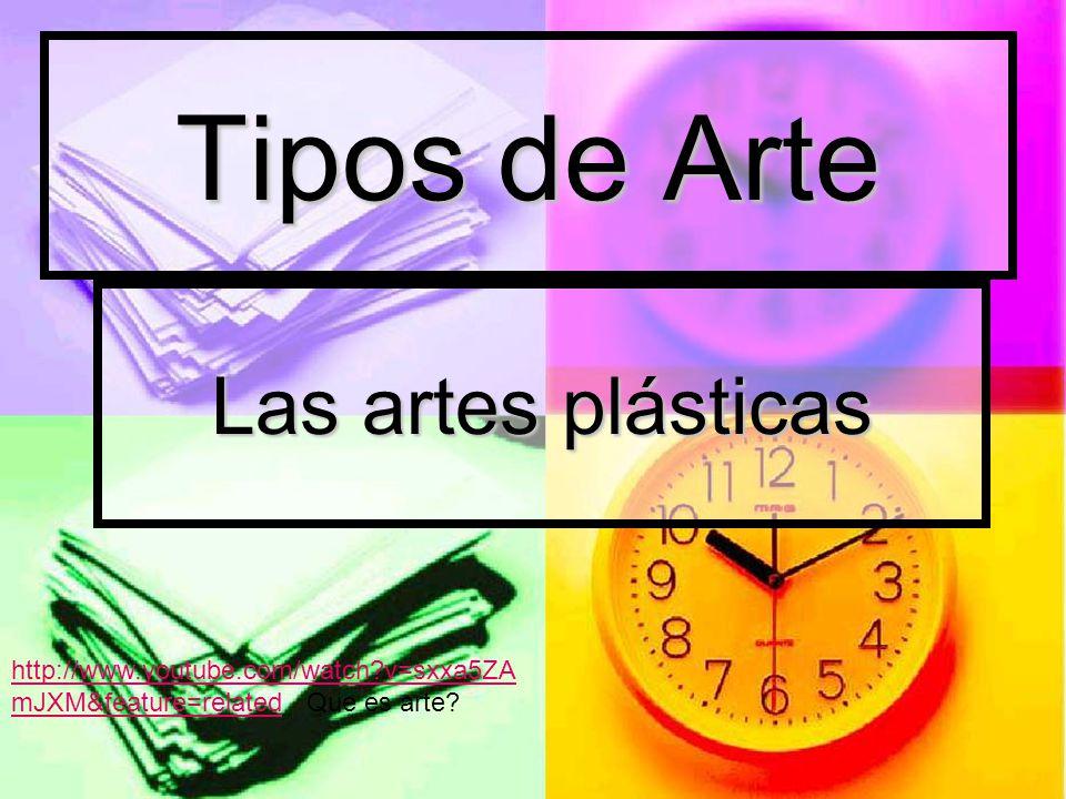 Tipos de arte las artes pl sticas ppt video online descargar for Q es arte mobiliar
