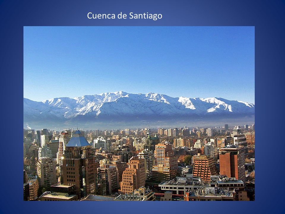 Cuenca de Santiago