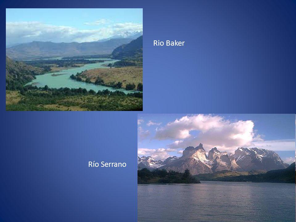 Rio Baker Río Serrano