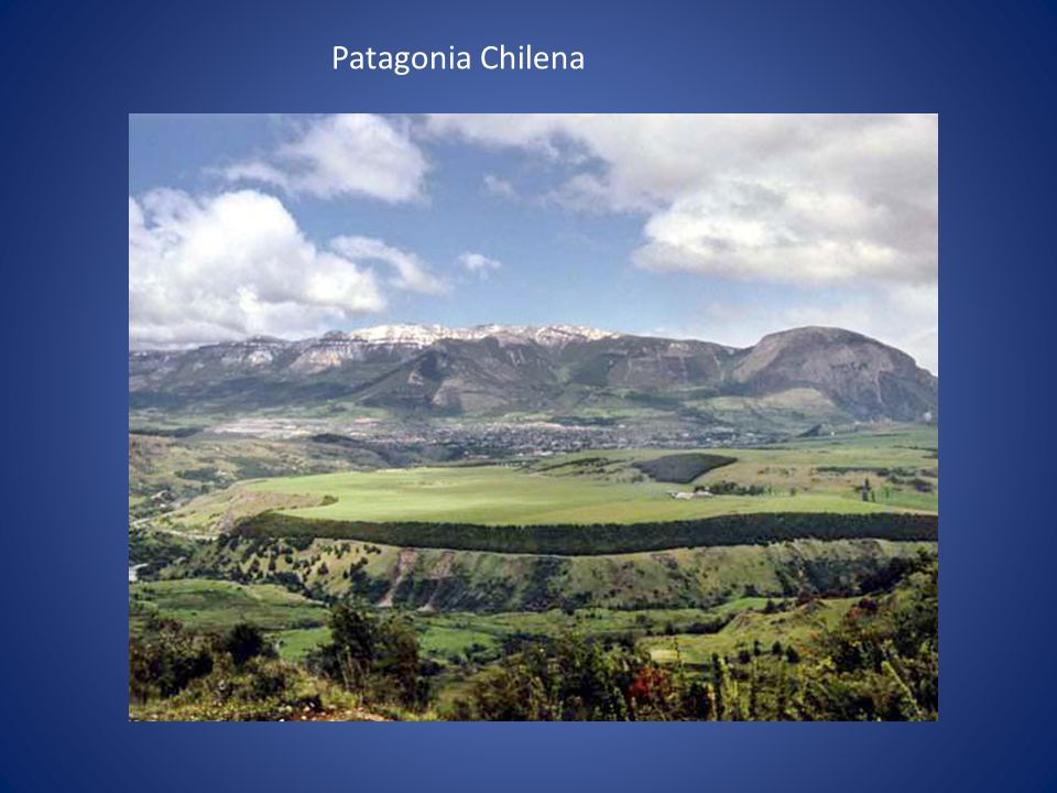 Patagonia Chilena