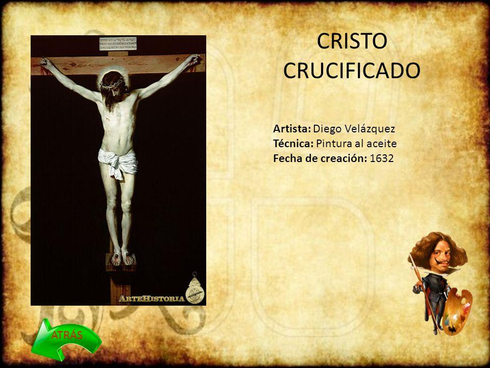 Cristo Crucificado Vel Zquez Wikipedia La Cristo