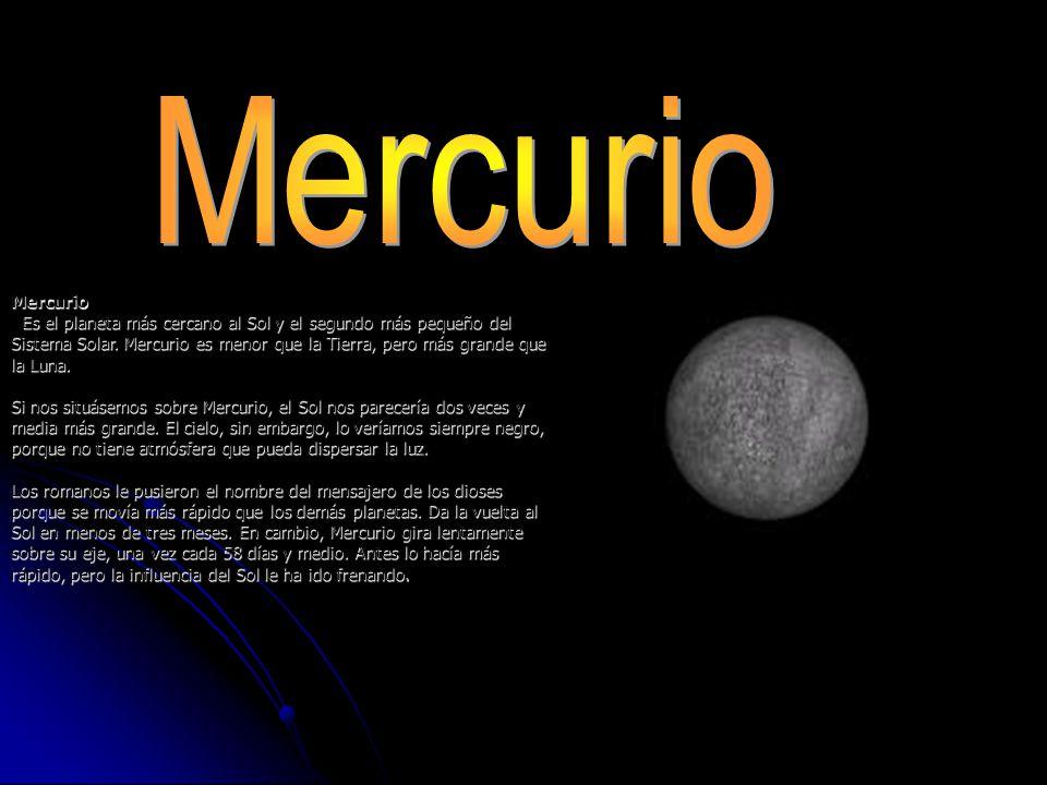 Mercurio mercurio es el planeta m s cercano al sol y el for Cual es el gimnasio mas cercano