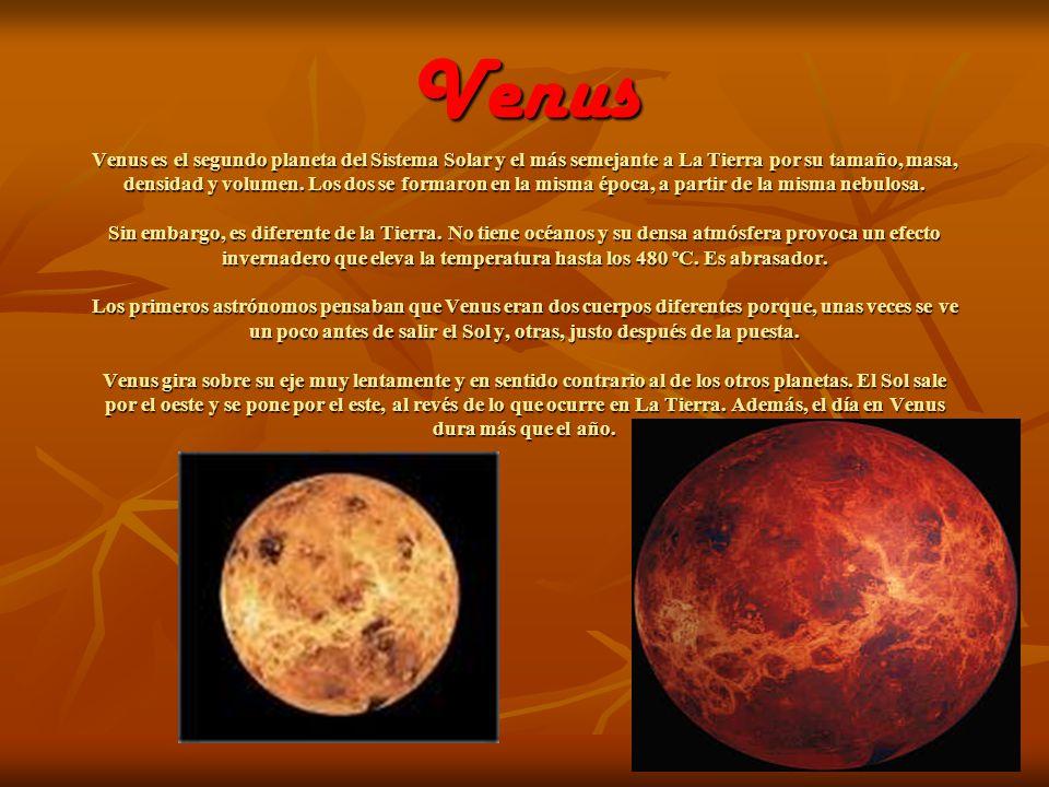 Mercurio mercurio es el planeta m s cercano al sol y el for En 1761 se descubrio la de venus