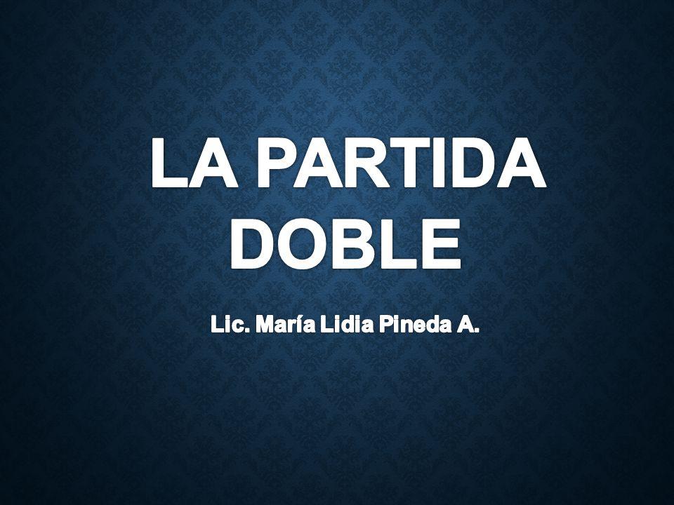 Lic. María Lidia Pineda A.