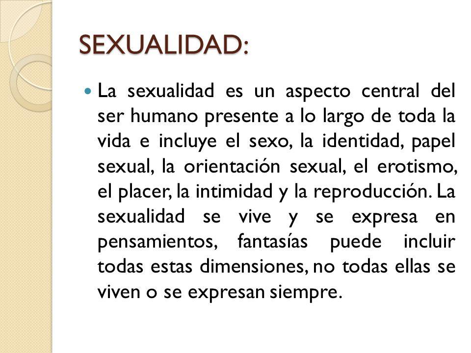 Importancia de la educacion sexual possible