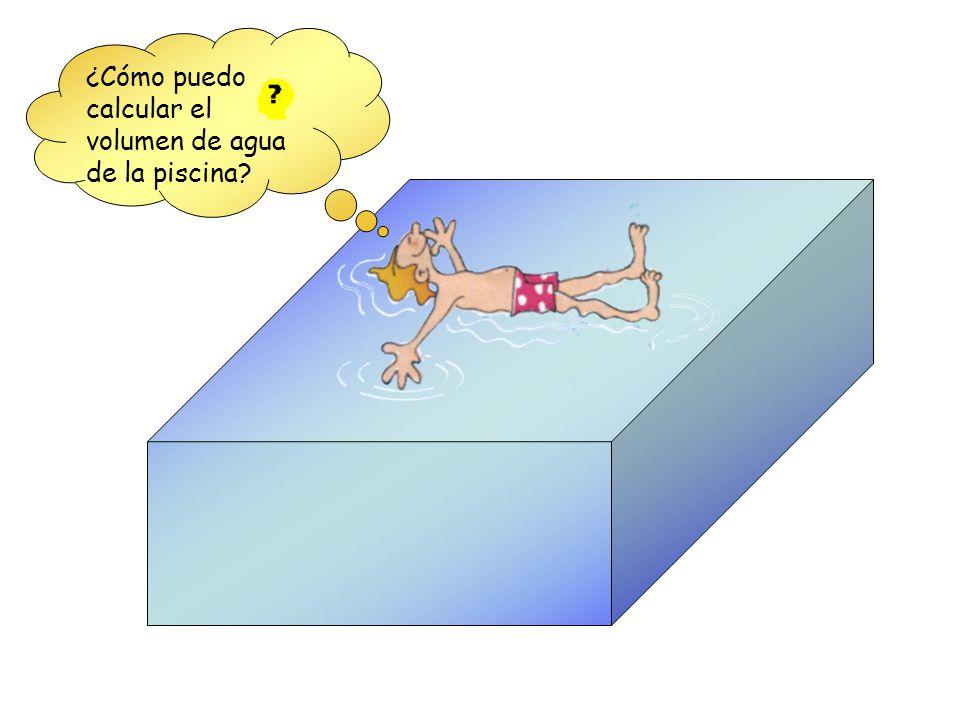 Propiedades de la materia ppt video online descargar for Calcular volumen piscina