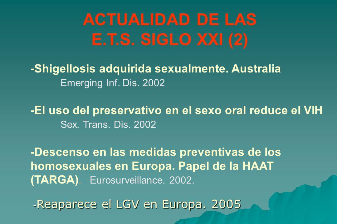 ACTUALIDAD DE LAS E.T.S. SIGLO XXI (2)