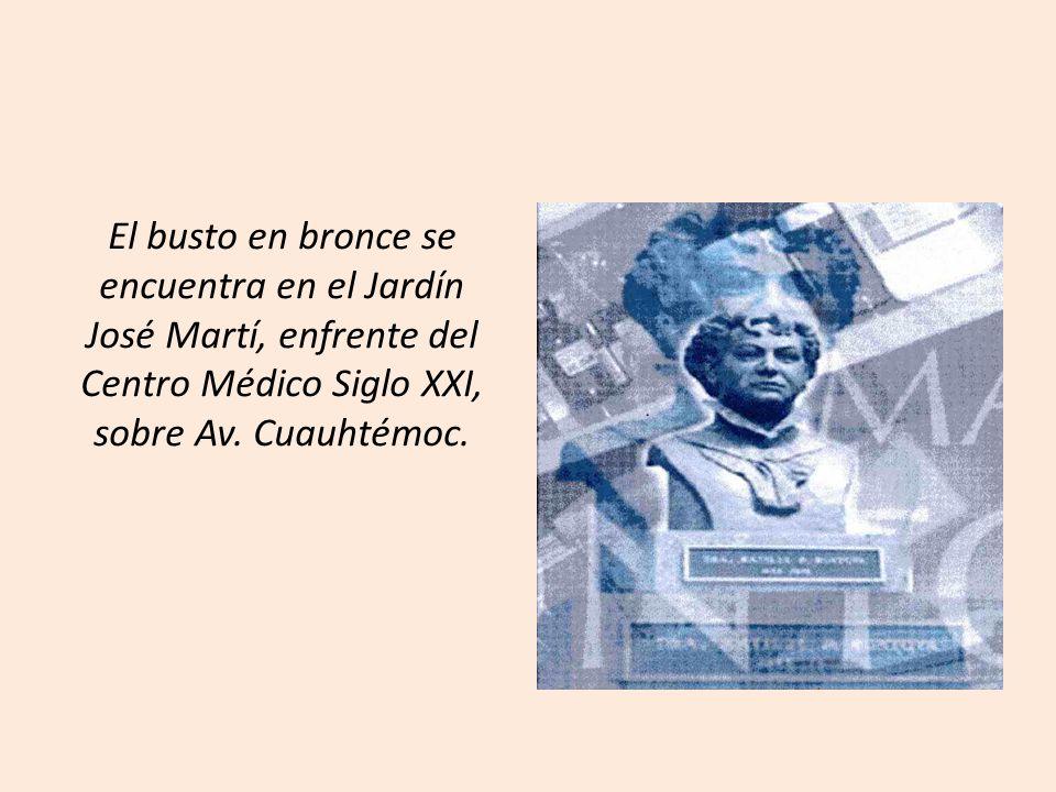 Dra matilde petra montoya lafragua primera m dico for Centro medico ciudad jardin