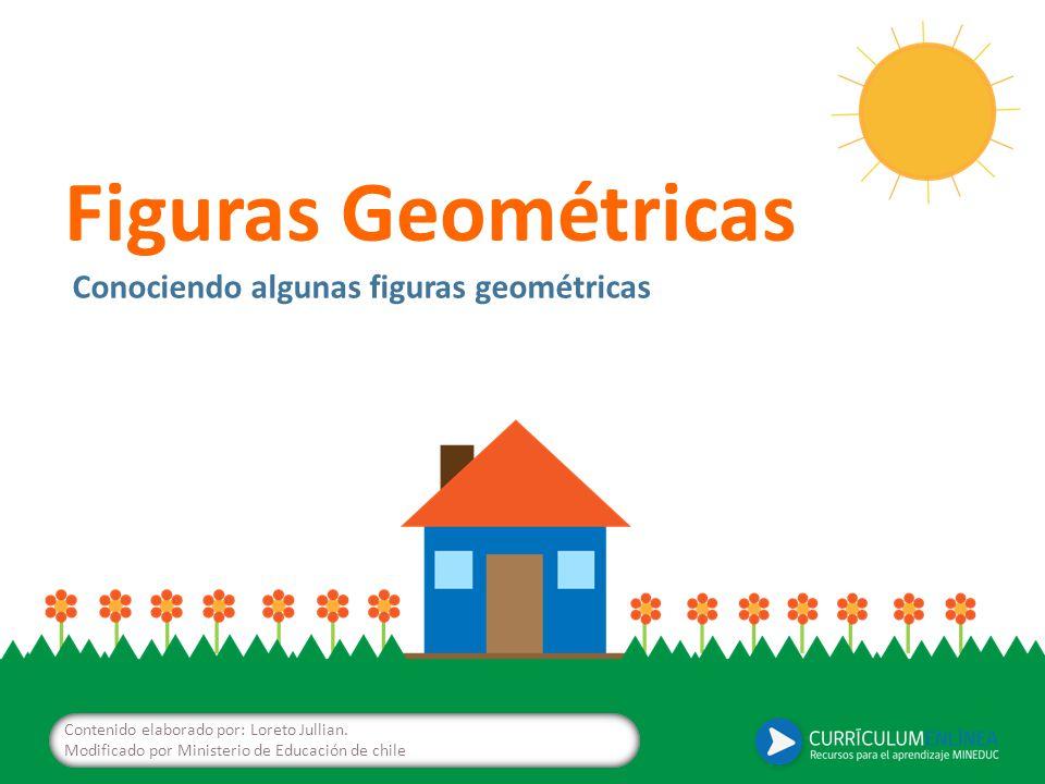 Figuras Geométricas Conociendo algunas figuras geométricas