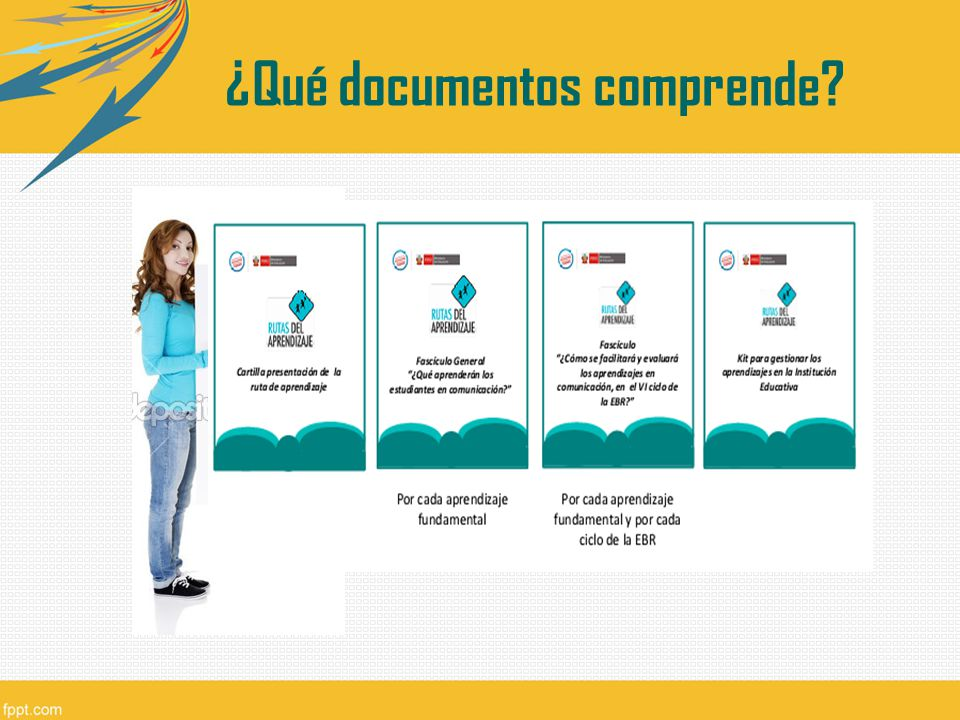¿Qué documentos comprende