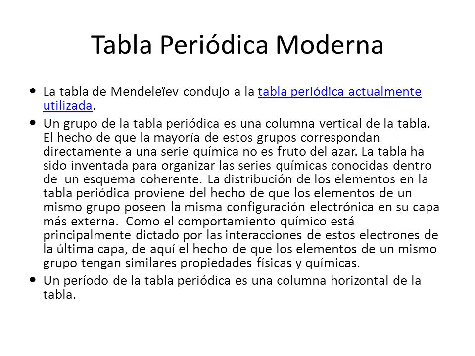 Tabla peridica ppt descargar 10 tabla peridica moderna urtaz Gallery
