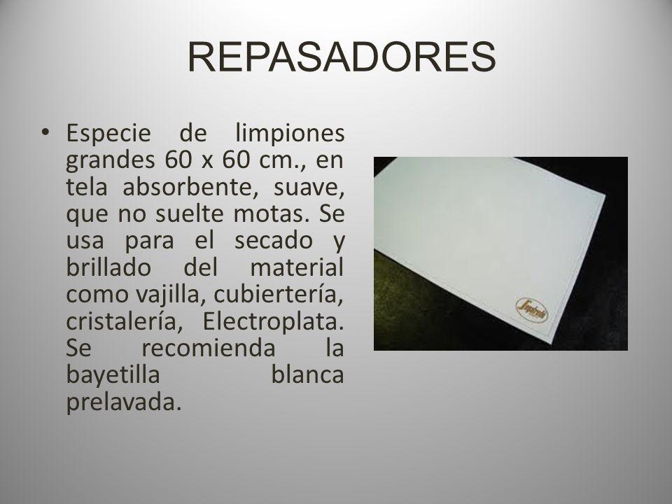 REPASADORES