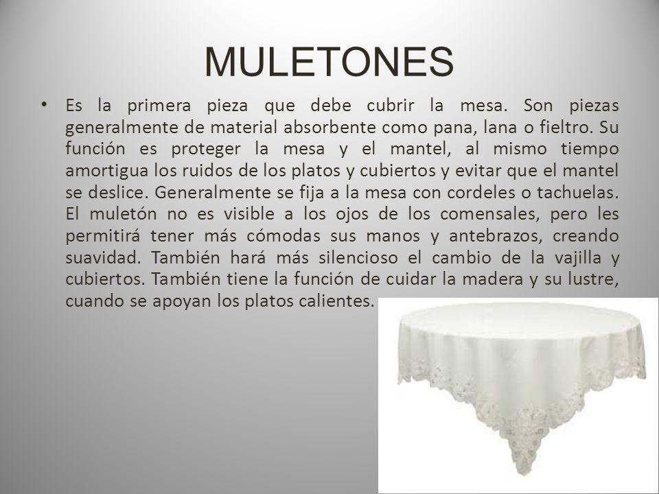 MULETONES