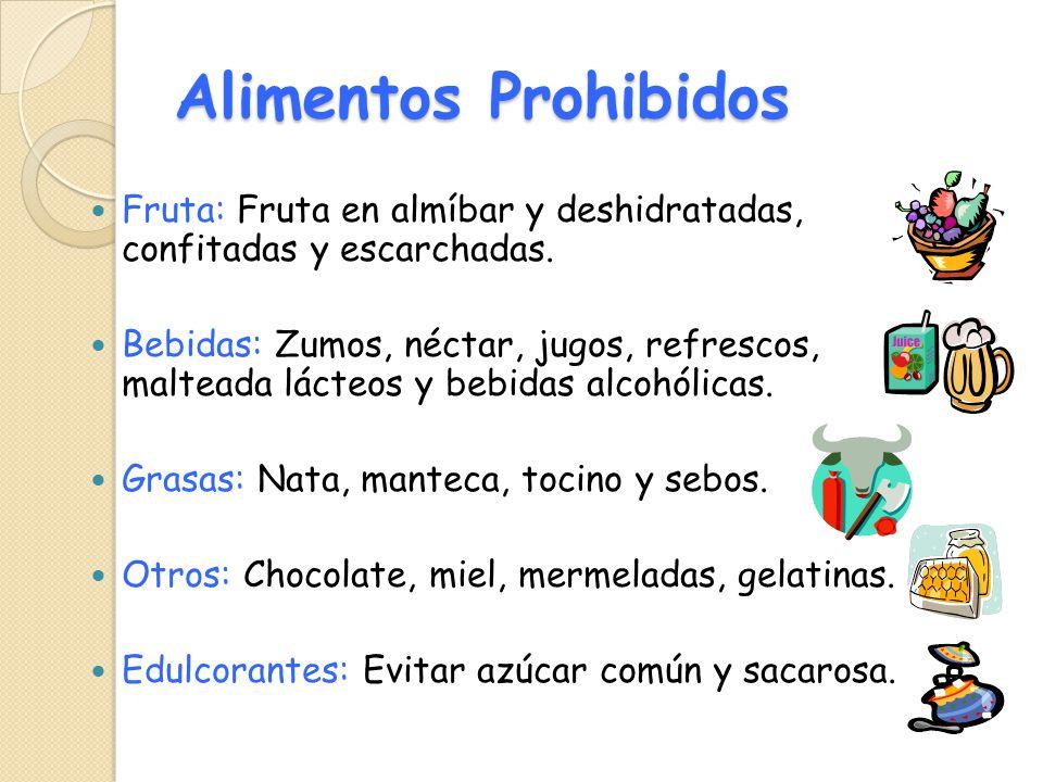 Diabetes mellitus ppt video online descargar - Alimentos prohibidos para el colesterol malo ...