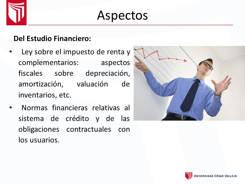 Aspectos Del Estudio Financiero: