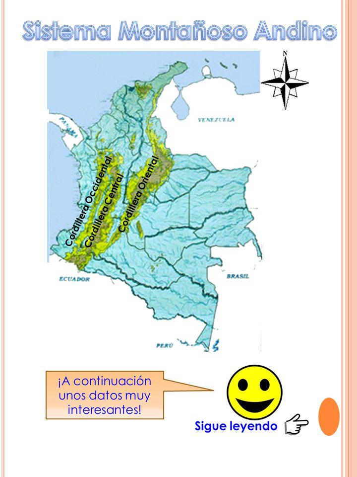 Sistema Montañoso Andino
