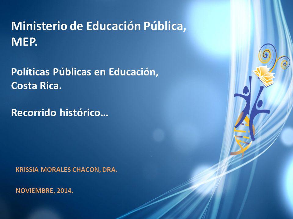 Ministerio de educaci n p blica mep ppt descargar for Ministerio de educacion plazas