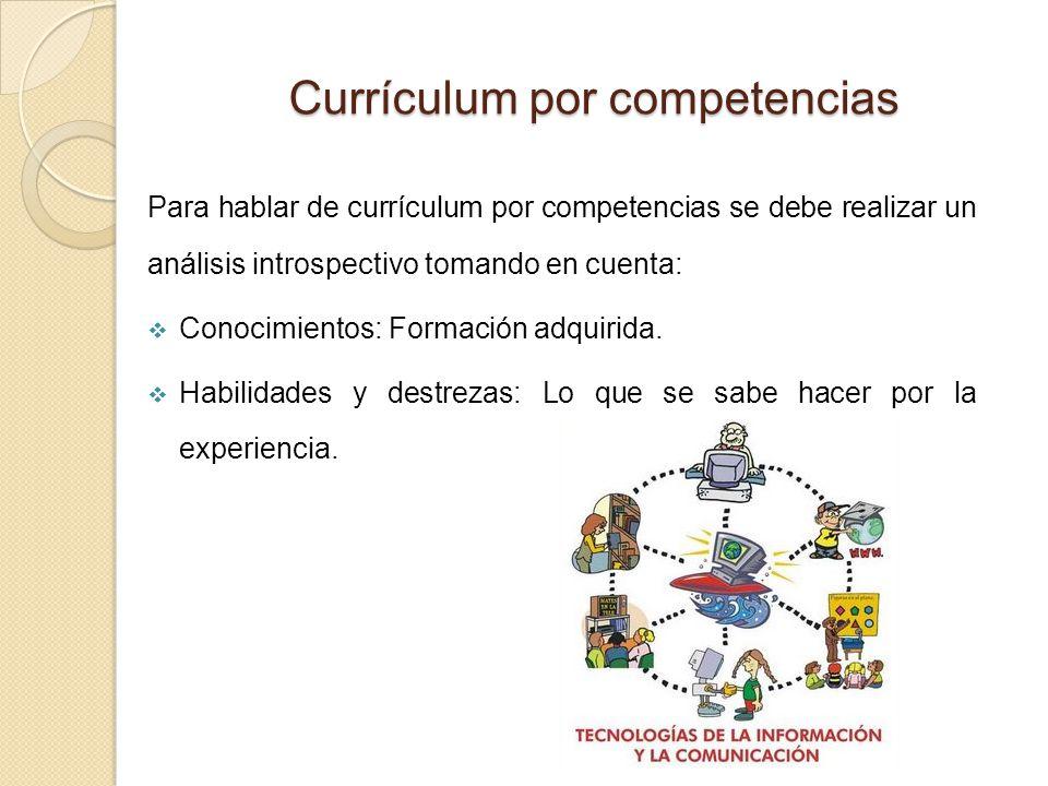 curr u00edculum por competencias elaborado por grettel gardela cordero