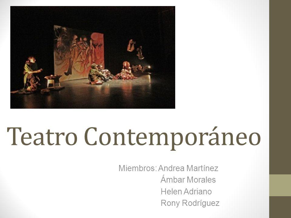 Miembros: Andrea Martínez Ámbar Morales Helen Adriano Rony Rodríguez