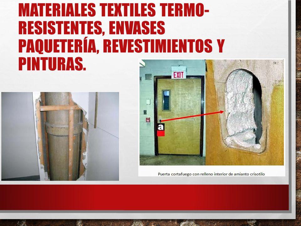 Asbesto tambi n conocido como amianto ppt descargar - Pinturas y revestimientos ...