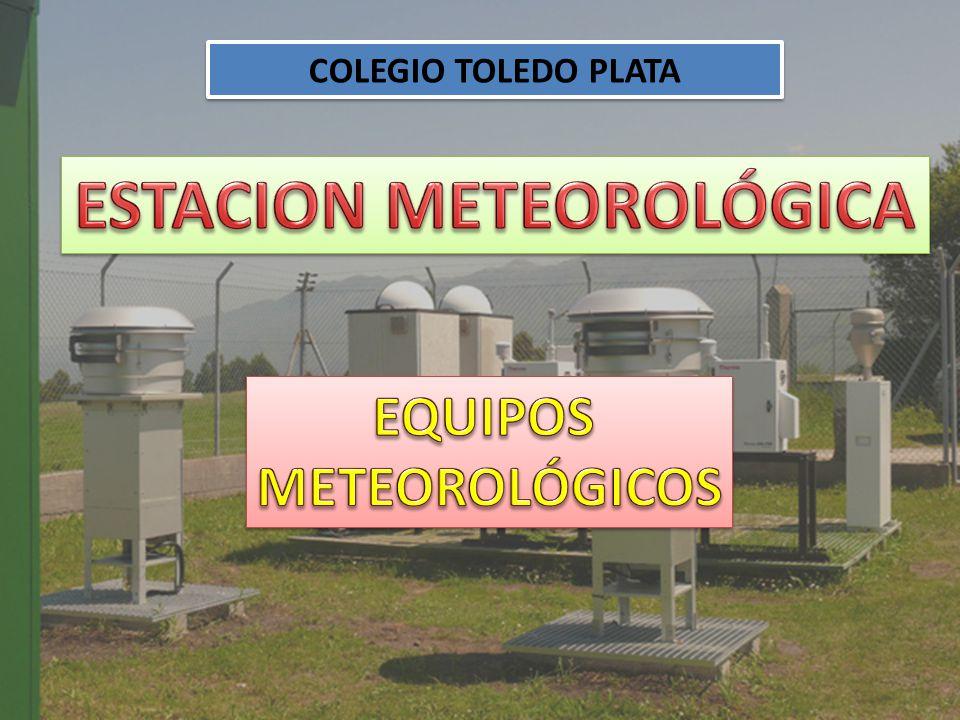 Estacion meteorol gica ppt video online descargar - Estacion meteorologica carrefour ...
