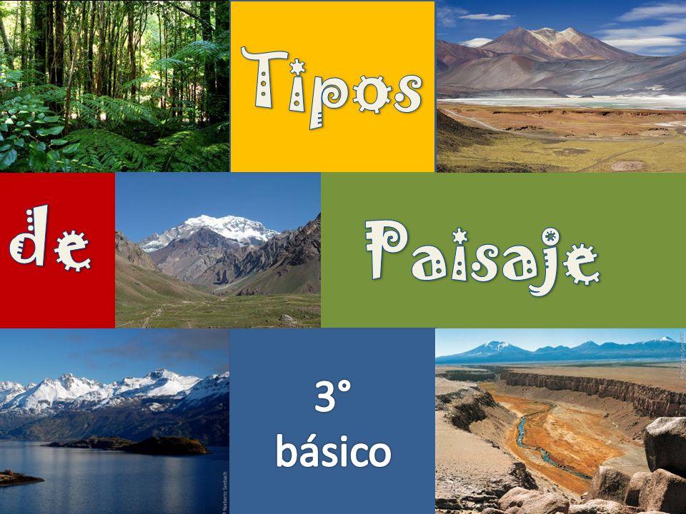 Tipos paisaje de 3 b sico ppt descargar - Tipos de paisajes ...