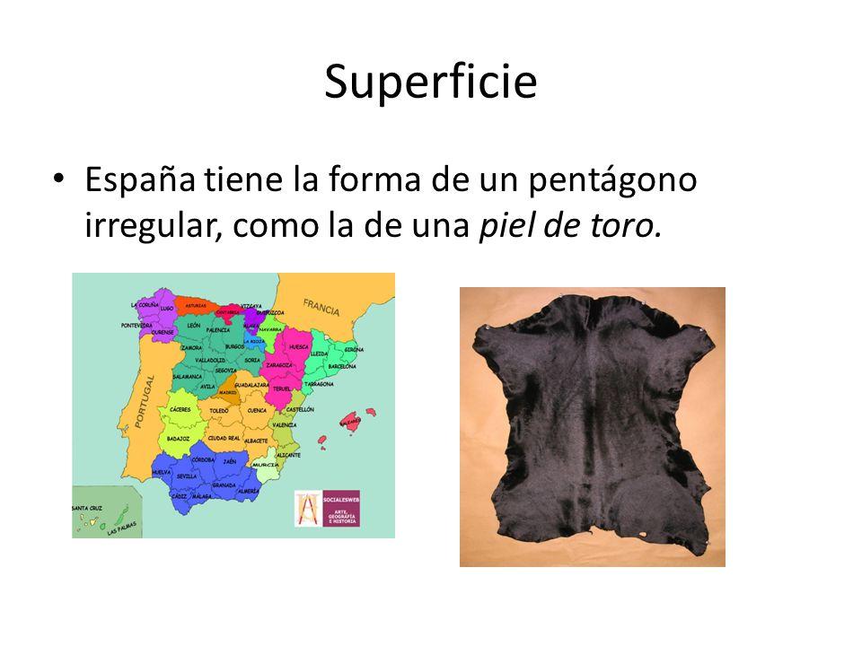Resultado de imagen para PENTAGONO ESPAÑA