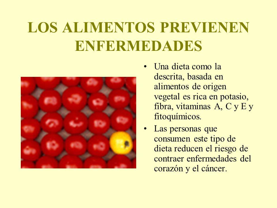Diplomatura medicina natural y complementaria ppt descargar - Alimentos previenen cancer ...