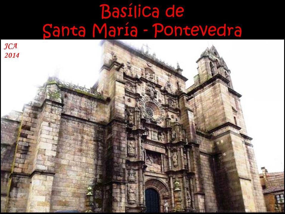 Santa María - Pontevedra