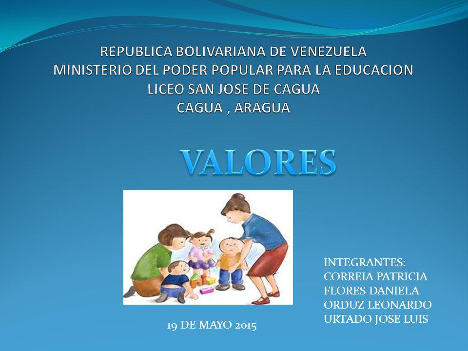 Republica bolivariana de venezuela ministerio del poder for Educacion para poder