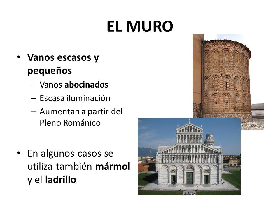 4 la arquitectura del rom nico caracter sticas - Vano arquitectura ...
