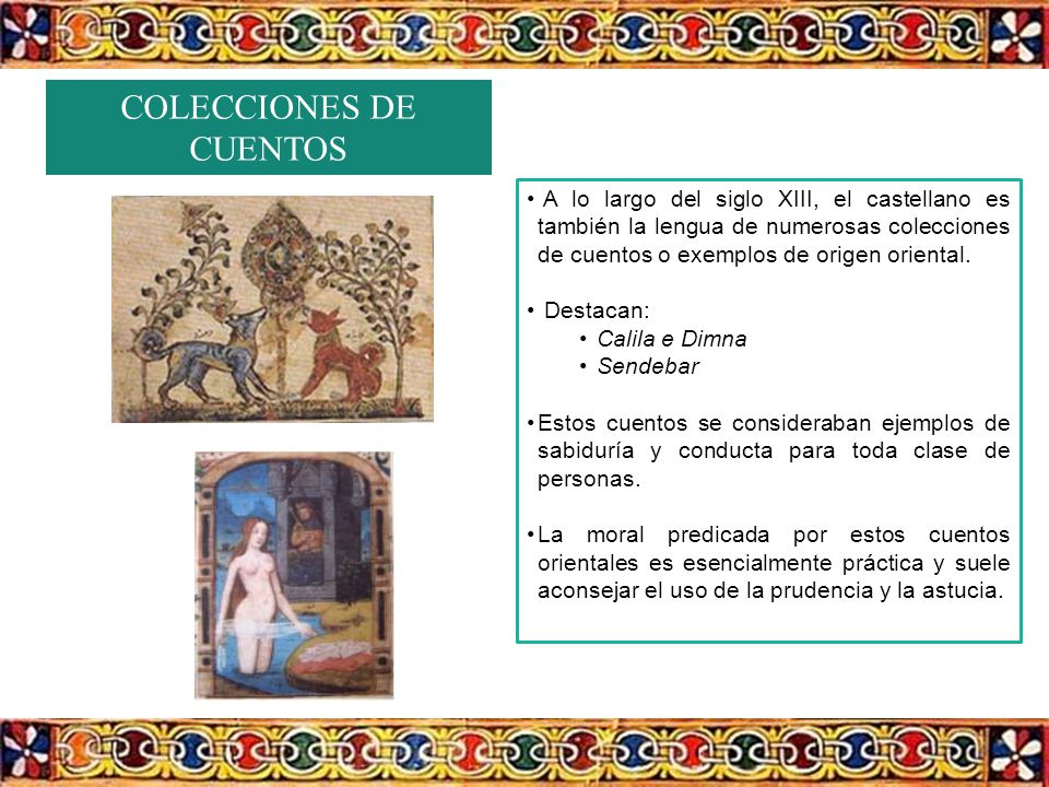 COLECCIONES DE CUENTOS