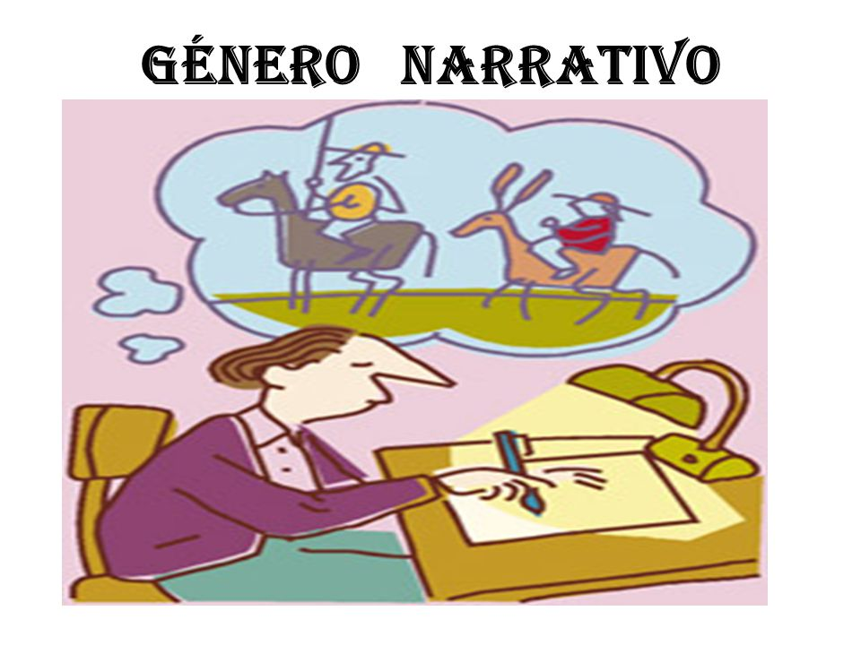 GÉNERO NARRATIVO. - ppt video online descargar