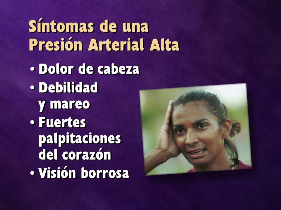 Presión Arterial Alta. - ppt descargar