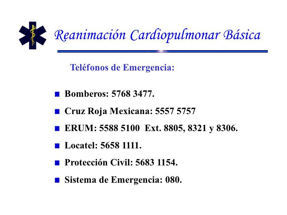 Reanimación Cardiopulmonar Básica - ppt descargar