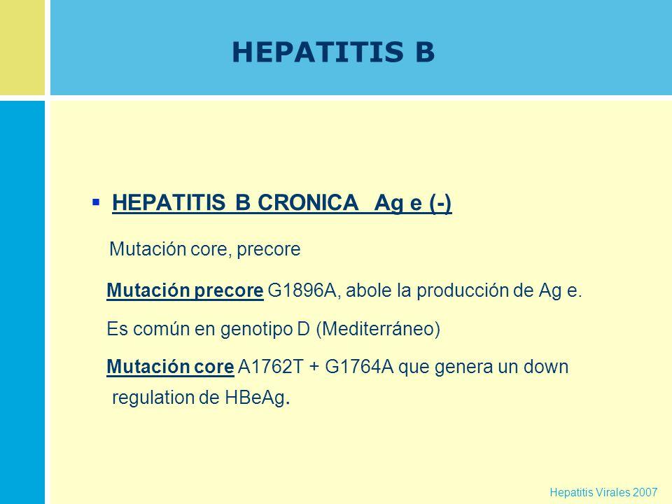 HEPATITIS VIRALES. - ppt descargar
