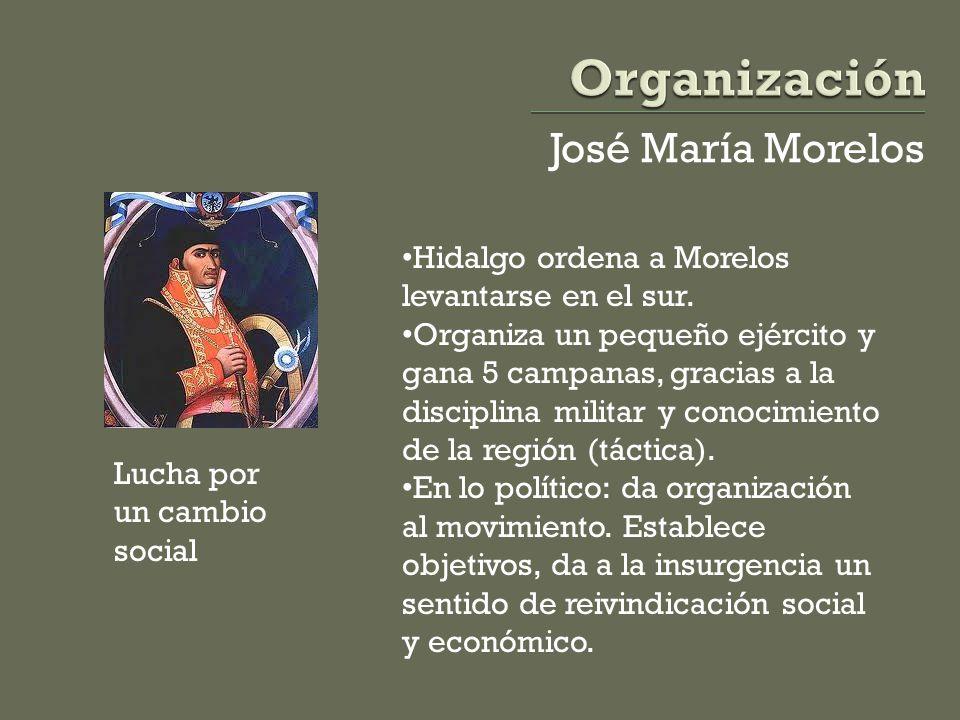 Organización José María Morelos