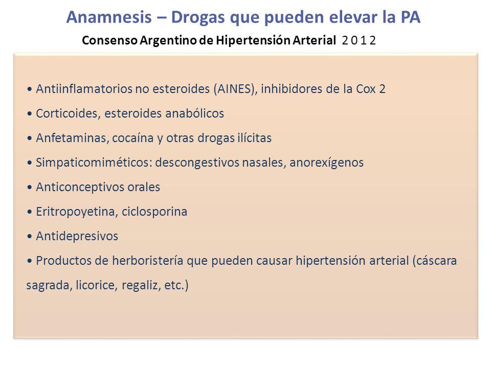 esteroides nasales efectos secundarios