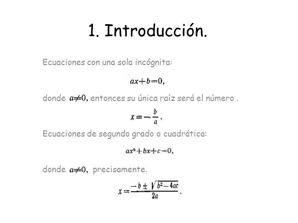Ecuaciones algebraicas ppt video online descargar for Ecuaciones de cuarto grado