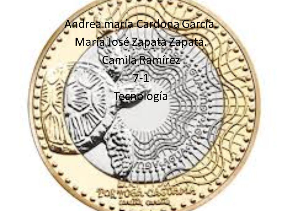 Andrea maría Cardona García. María José Zapata Zapata. Camila Ramírez