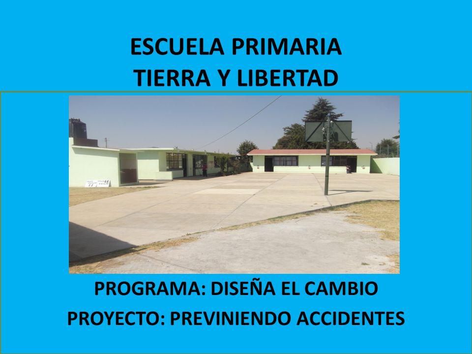 ESCUELA PRIMARIA TIERRA Y LIBERTAD