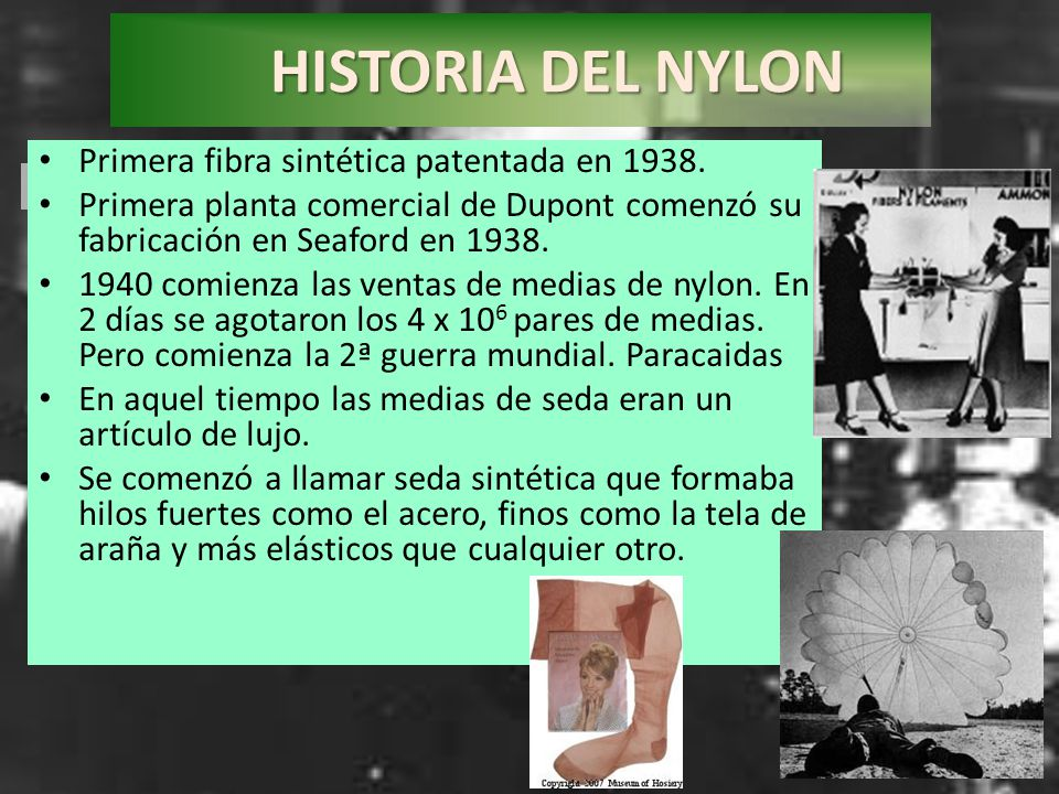 Nailon - Wikipedia, la enciclopedia libre