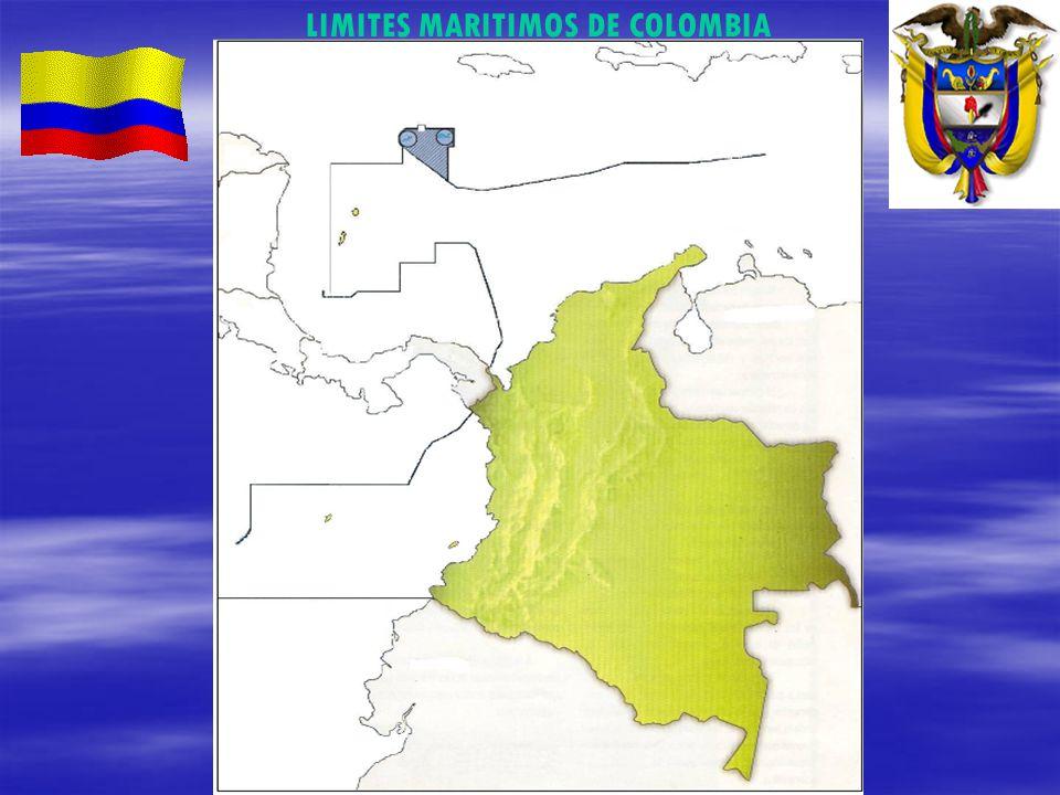 LIMITES MARITIMOS DE COLOMBIA