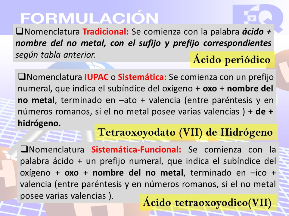 Los elementos qumicos ppt video online descargar 27 tetraoxoyodato urtaz Choice Image
