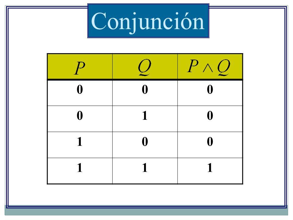 Conjunción 1