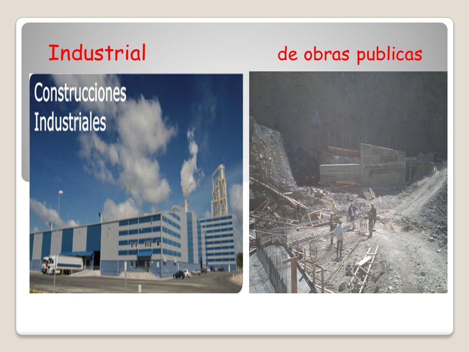 Industrial de obras publicas